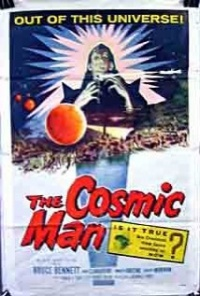 Película The Cosmic Man