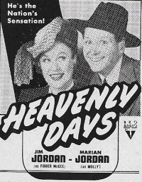 Película Heavenly Days
