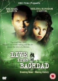 Película Live from Baghdad
