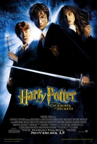 Película Harry Potter and the Chamber of Secrets