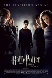 Película Harry Potter and the Order of the Phoenix