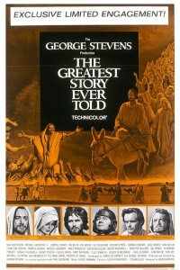 Película The Greatest Story Ever Told