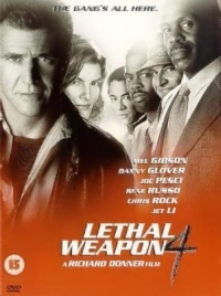 Película Lethal Weapon 4