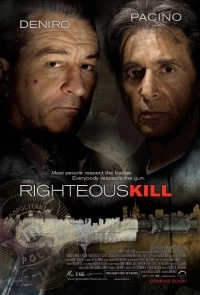 Película Righteous Kill