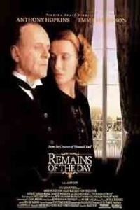 Película The Remains of the Day