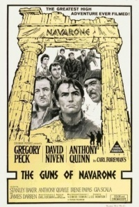 Película The Guns of Navarone