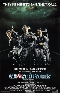 Película Ghost Busters