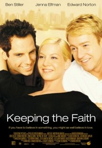 Película Keeping the Faith