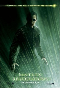 Película The Matrix Revolutions