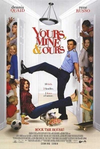 Película Yours, Mine and Ours