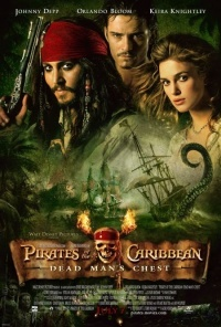 Película Pirates of the Caribbean: Dead Man's Chest