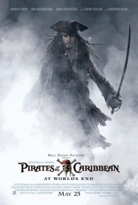 Película Pirates of the Caribbean: At World's End