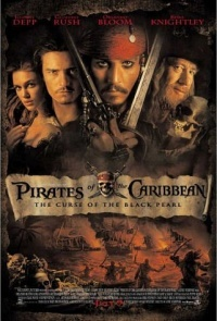 Película Pirates of the Caribbean: The Curse of the Black Pearl
