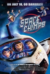 Película Space Chimps