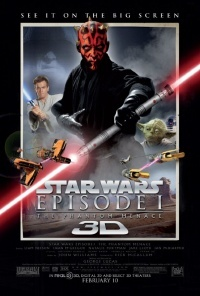 Película Star Wars: Episode I - The Phantom Menace