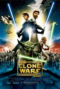Película Star Wars: The Clone Wars