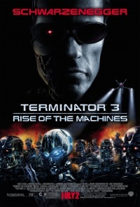 Película Terminator 3: Rise of the Machines