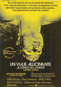 Película Altered States