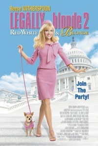 Película Legally Blonde 2: Red, White & Blonde