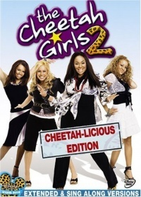 Película The Cheetah Girls 2
