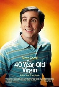 Película The 40 Year Old Virgin
