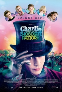 Película Charlie and the Chocolate Factory