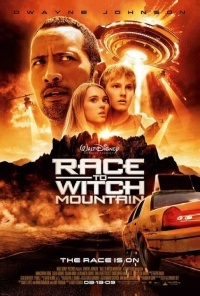 Película Race to Witch Mountain