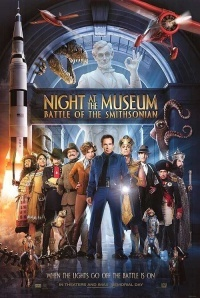 Película Night at the Museum: Battle of the Smithsonian