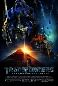 Película Transformers: Revenge of the Fallen