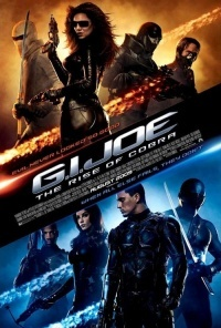 Película G.I. Joe: The Rise of Cobra