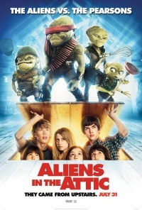 Película Aliens in the Attic