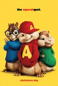 Película Alvin and the Chipmunks: The Squeakquel