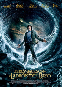 Película Percy Jackson & the Olympians: The Lightning Thief