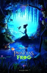 Película The Princess and the Frog