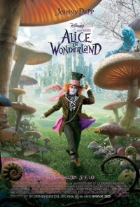 Película Alice in Wonderland