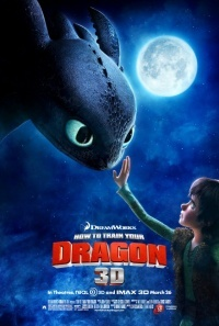 Película How to Train Your Dragon