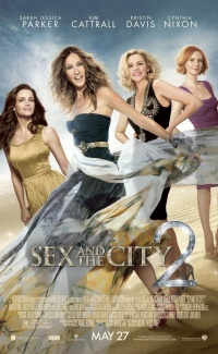 Película Sex and the City 2