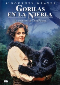 Película Gorillas in the Mist: The Story of Dian Fossey