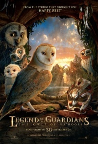 Película Legend of the Guardians: The Owls of Ga'Hoole
