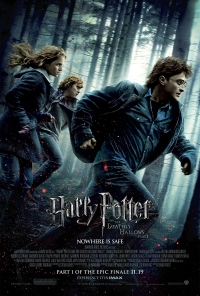 Película Harry Potter and the Deathly Hallows: Part 1
