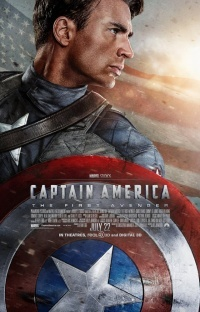 Película Captain America: The First Avenger