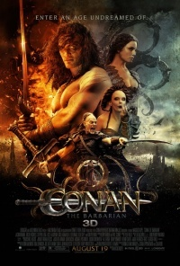Película Conan the Barbarian