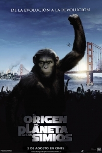 Película Rise of the Planet of the Apes