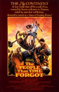 Película The People That Time Forgot