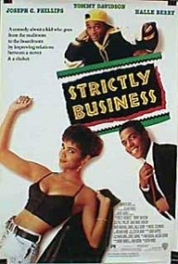 Película Strictly Business