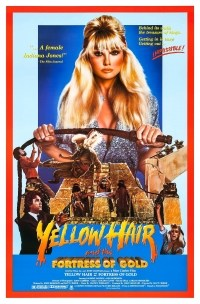 Película Yellow Hair and the Fortress of Gold