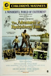 Película The Adventures of Huckleberry Finn