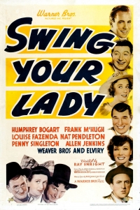 Película Swing Your Lady