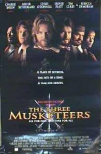 Película The Three Musketeers