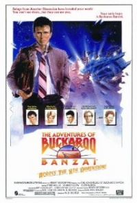 Película The Adventures of Buckaroo Banzai Across the 8th Dimension